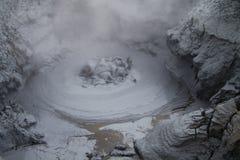 Région géothermique de Namafjall, Islande Image libre de droits