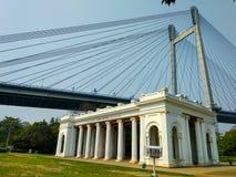 Région historique et célèbre de Kolkata de la Kolkata-Inde photos libres de droits