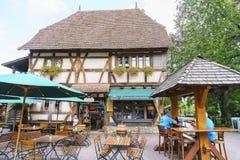 Région orientée de l'Allemagne - parc d'Europa dans la rouille, Allemagne Photos libres de droits