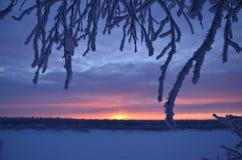 Région polaire Photos stock