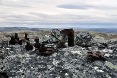 Région polaire Photographie stock