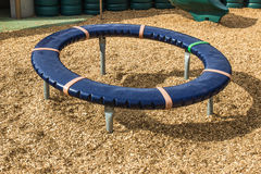 Région ronde de Ring At Small Childrens Play Photo stock