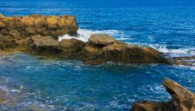 Région sauvage d'île Images stock