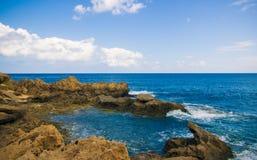 Région sauvage 2 d'île Photos libres de droits
