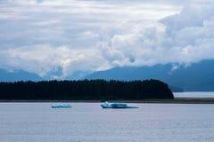 Région sauvage d'Alaska Images libres de droits