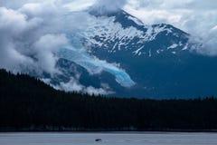 Région sauvage d'Alaska Images stock