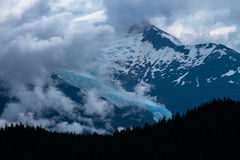 Région sauvage d'Alaska Image stock