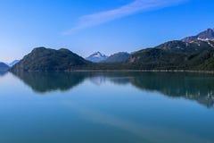 Région sauvage d'Alaska Photo libre de droits