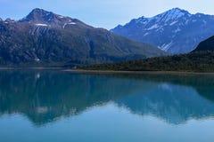 Région sauvage d'Alaska Photos stock