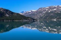Région sauvage d'Alaska Photo stock