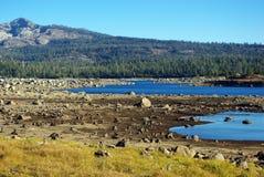Région sauvage de désolation, la Californie Images libres de droits