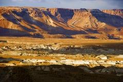 Région sauvage de Judea Photos libres de droits