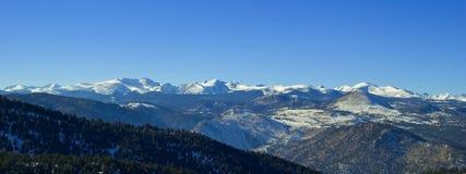 Région sauvage du Colorado Image libre de droits