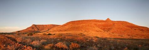 Région sauvage en Namibie photographie stock libre de droits
