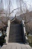 Région scénique de lac occidental hangzhou Images libres de droits