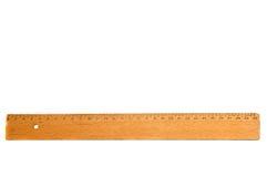 Régua de madeira velha Fotos de Stock