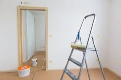 Rénovation à la maison photographie stock