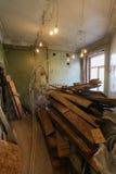 Rénovation d'appartement photographie stock libre de droits