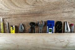 rénovation d'outil Photos stock