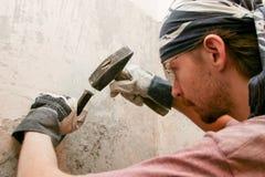 Rénovation de boîtier Photos libres de droits