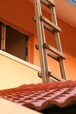 Rénovation de Chambre Images stock