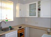 Rénovation de cuisine Photos stock