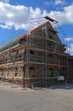 Rénovation de maison de logement Images libres de droits