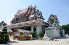 Rénovez l'église chez Wat Chedi photos libres de droits