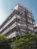Rénovez le bas condominium de hausse photo libre de droits