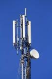 Répéteur de transmission de téléphone portable Image stock