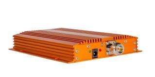 Répétiteur de amplification de signal pour le téléphone mobile de GSM Photos stock