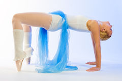 Répétition de la ballerine Photos libres de droits