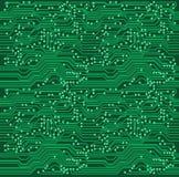 Répétition de la configuration de circuit Photos libres de droits