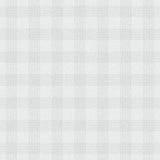 Répétition de la texture de tissu Cellules gris-clair sur un fond clair Photo stock