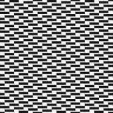 Répétition des formes géométriques, places Image stock