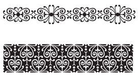 Répétition du cadre de lacet Illustration de Vecteur