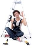Réparation Photographie stock libre de droits