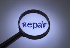 réparation Images libres de droits