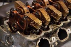Réparation d'engine Photo stock
