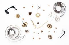 Réparation d'horloge Images libres de droits