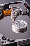 Réparation d'un composant d'ordinateur Images stock