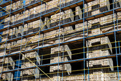 Réparation d'une construction Photos libres de droits
