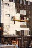 Réparation de construction Photos libres de droits