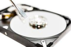 Réparation de données Images libres de droits