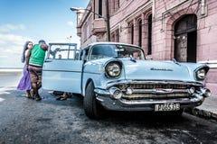 Réparation de la voiture Image stock