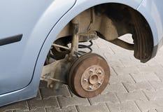 Réparation de la voiture Photo stock