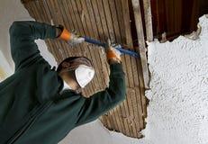 Réparation de plafond Photographie stock libre de droits