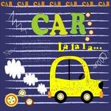 Réparation de voiture illustration libre de droits