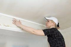 Réparation des appartements Images libres de droits