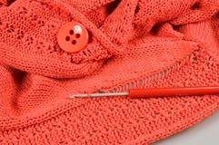 Réparation des vêtements image libre de droits